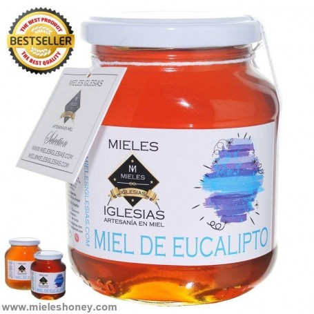 Eucalyptus Honey Natural - (Spain)