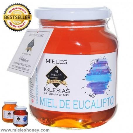 Miel de Eucalipto Natural / CRUDA
