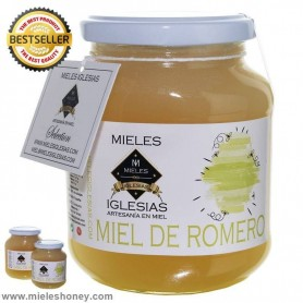 Miel de Romero Natural / CRUDA