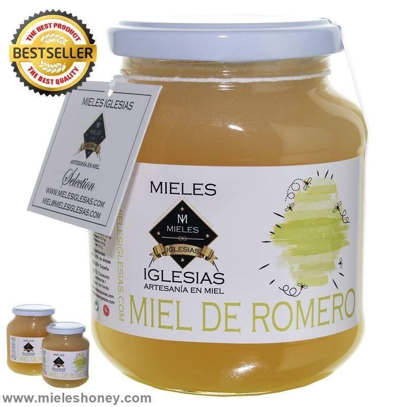 Miel de romero natural