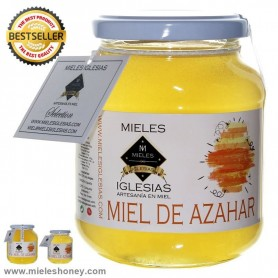 Miel de Azahar natural