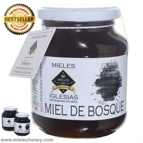 Miel de Bosque Natural / CRUDA