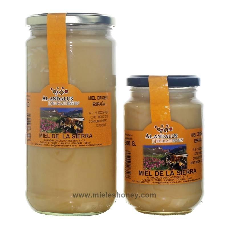 Mountain honey Granada Spain