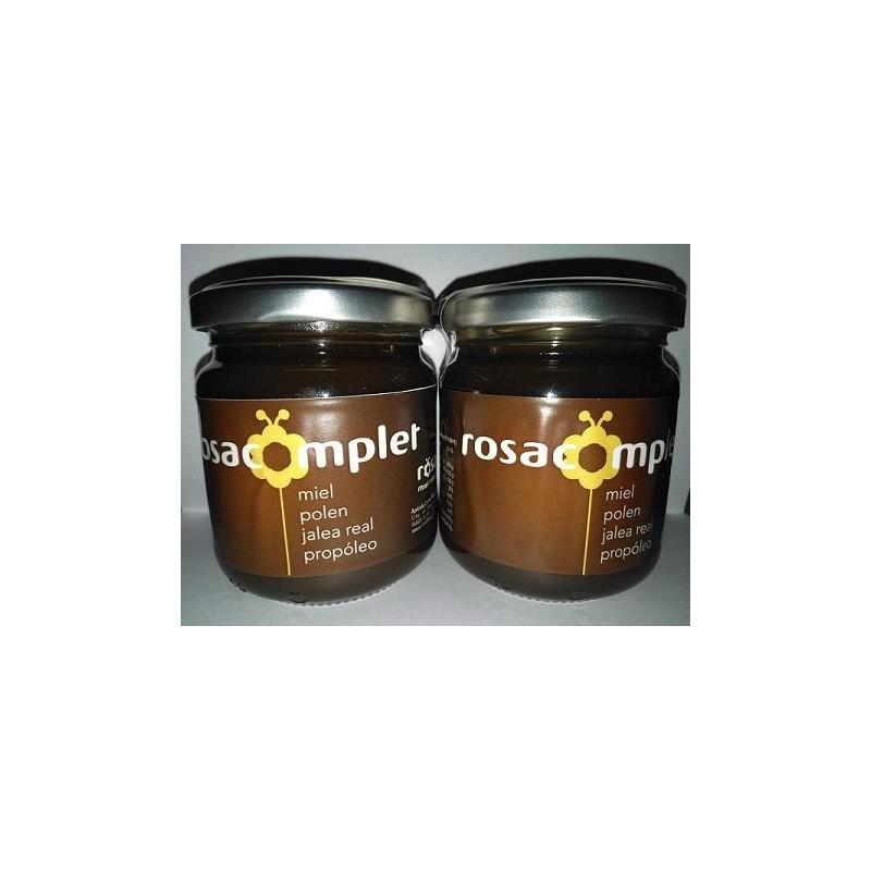 BOMBA preparado de jalea real, propóleo, polen y miel