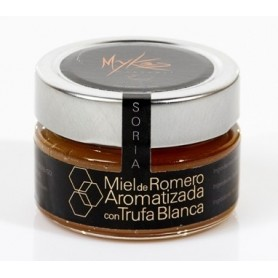 Rosemary Honey with White Truffle 35g/170g.