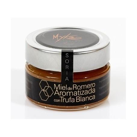 Rosemary Honey with White Truffle 35g/170g.