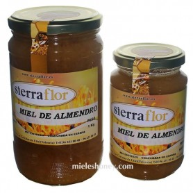 Almond Honey