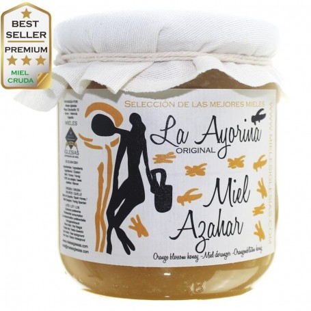Orange Blossom Honey RAW - Special Selection - SPAIN
