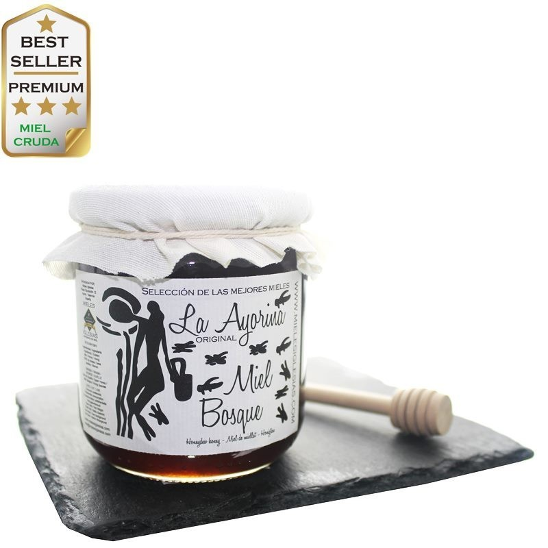 Raw Forest Honey |Special Selection| SPAIN