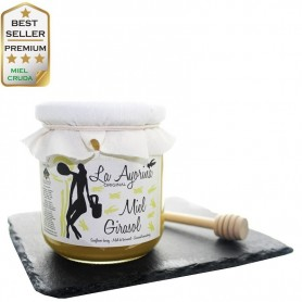 Raw Sunflower Honey |Special Selection| SPAIN