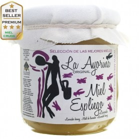 Honey of lavender RAW |Special Selection| SPAIN