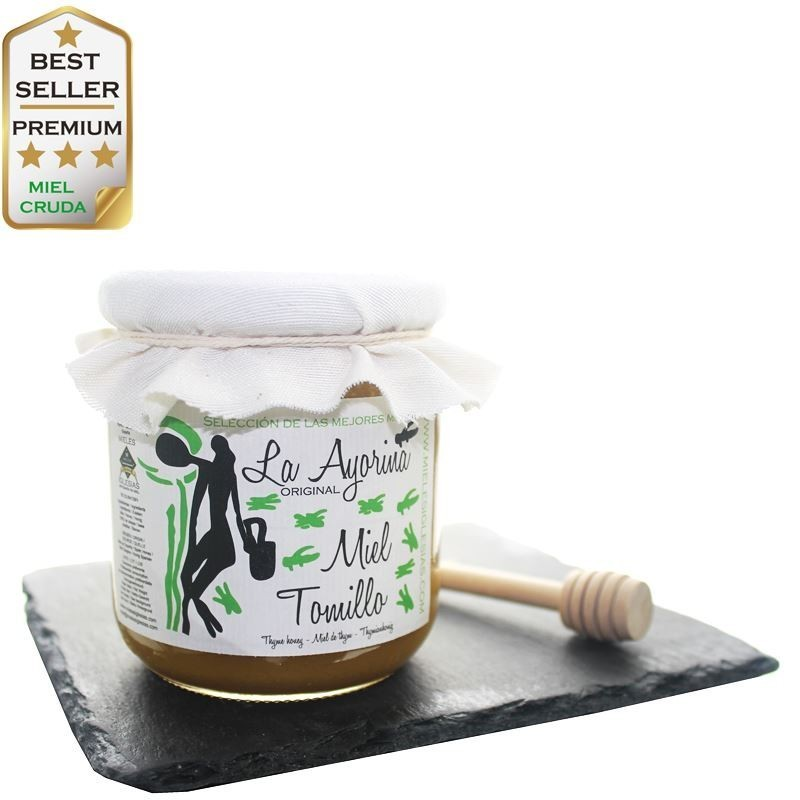Thyme Honey RAW |Special Selection| SPAIN