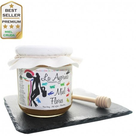 Thousand Flowers Honey RAW - Special Selection - SPAIN