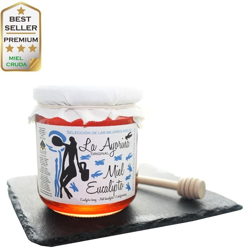 Eucalyptus Honey RAW |Special Selection| SPAIN