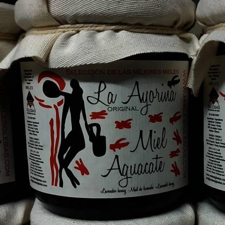 Miel de Aguacate CRUDA - Selección