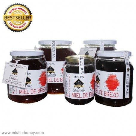 Heather Honey Natural - (Spain)