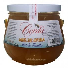 Miel pura de Tomillo
