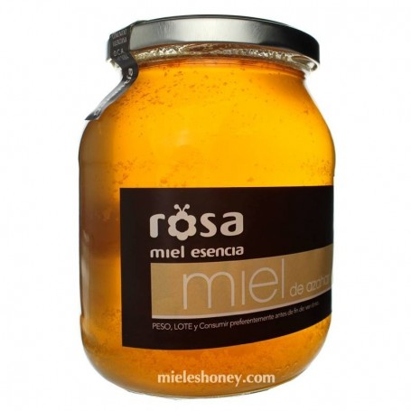 Artisan Orange Blossom Honey (Spain)