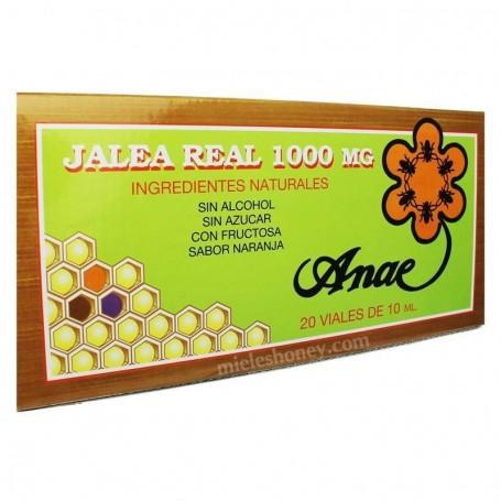 Jalea Real ampollas - ANAE - Ayora
