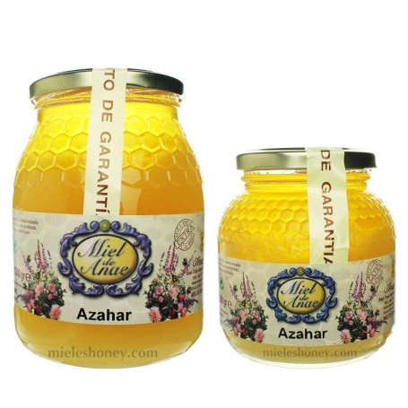 Traditional Honey Orange Blossom - (Spain)