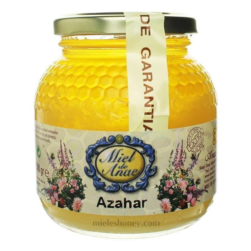 Miel de Azahar tradicional - ANAE - Ayora