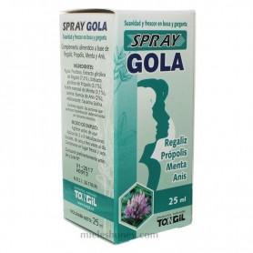 Spray gola de propóleo - ANAE - Ayora