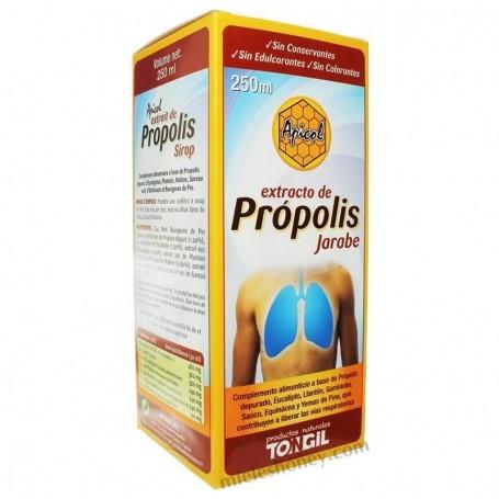 Jarabe Extracto Propolis - Tongil
