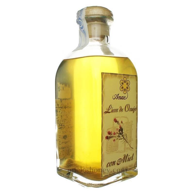Licor de Orujo y miel - ANAE - Ayora