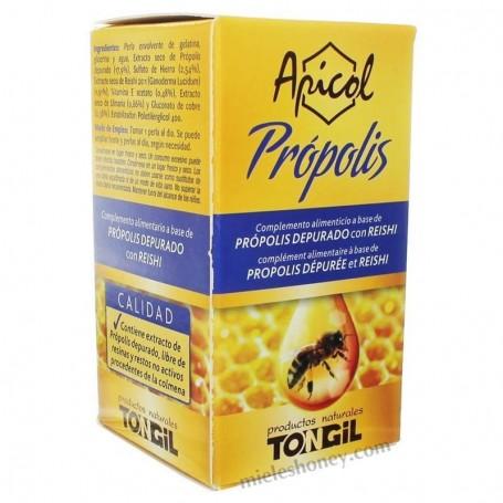 Apicol Propolis 40 perlas - Tongil