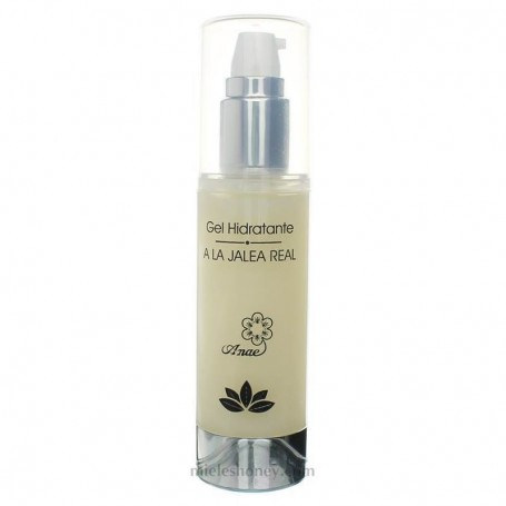 Moisturizing Facial Gel to Royal Jelly 50ml.