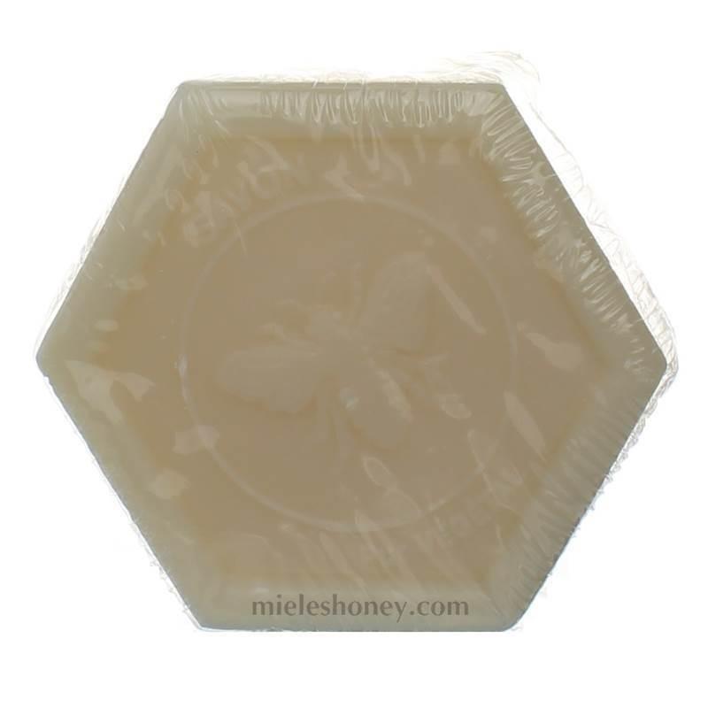 Jabón Hexagonal a la jalea real