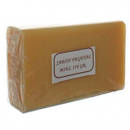Jabón en pastilla a la Miel