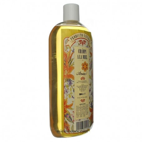 Shampoo Honey 500ml.