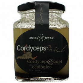 Hifas da Terra - Cordyceps-Honey (Acacia Honey and Cordyceps powder)
