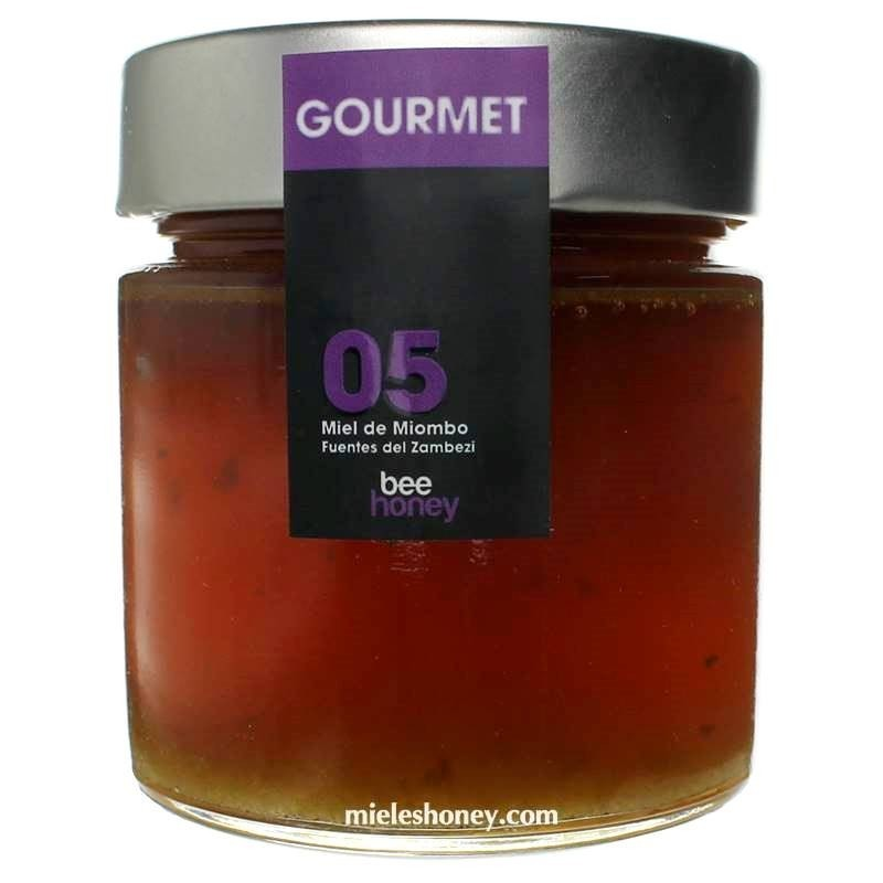 Miel de Miombo 150g y 300g de Africa bee honey
