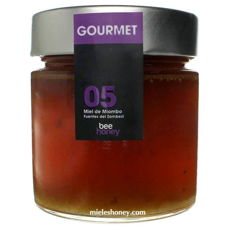 Miel de Miombo 150g y 300g de Africa bee honey
