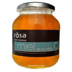 Artisan Eucalyptus Honey (Spain)