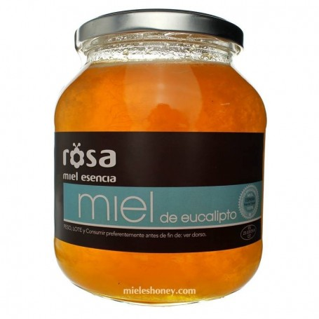 Artisan Eucalyptus Honey (Spain)
