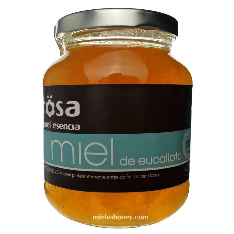 Miel de Eucalipto Artesana