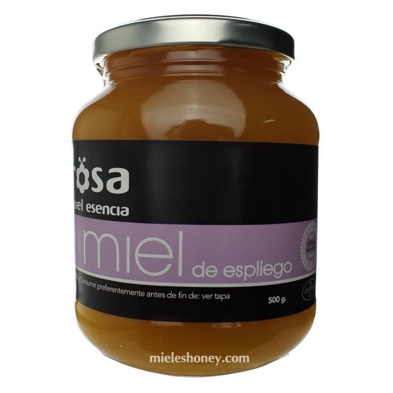 Artisan Lavender Honey - Rosa Miel Esencia - Ayora (Spain)