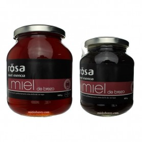 Artisan Heather Honey - Rosa Miel Esencia - Ayora