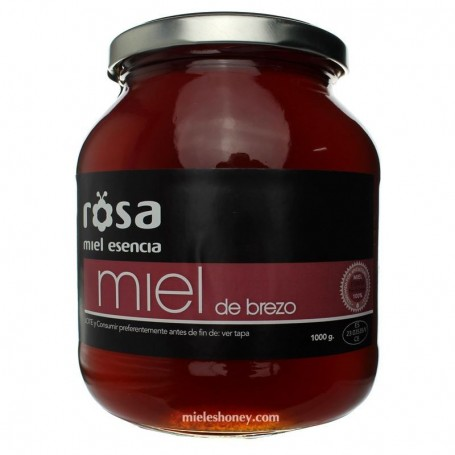 Miel de Brezo Artesana - Rosa Miel Esencia - Ayora (Spain)