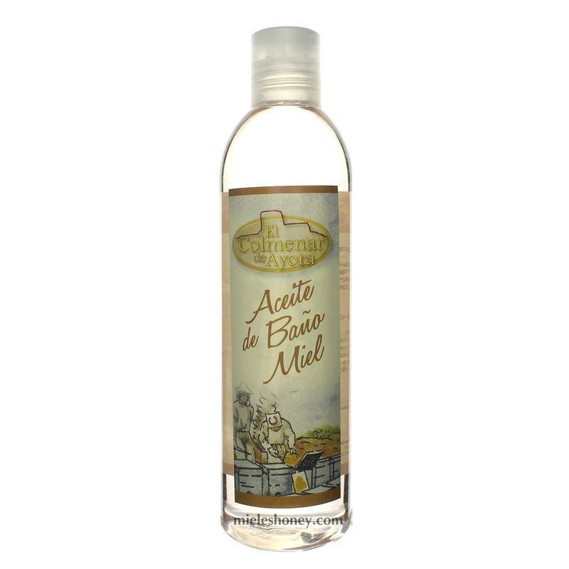 Aceite de baño miel_1