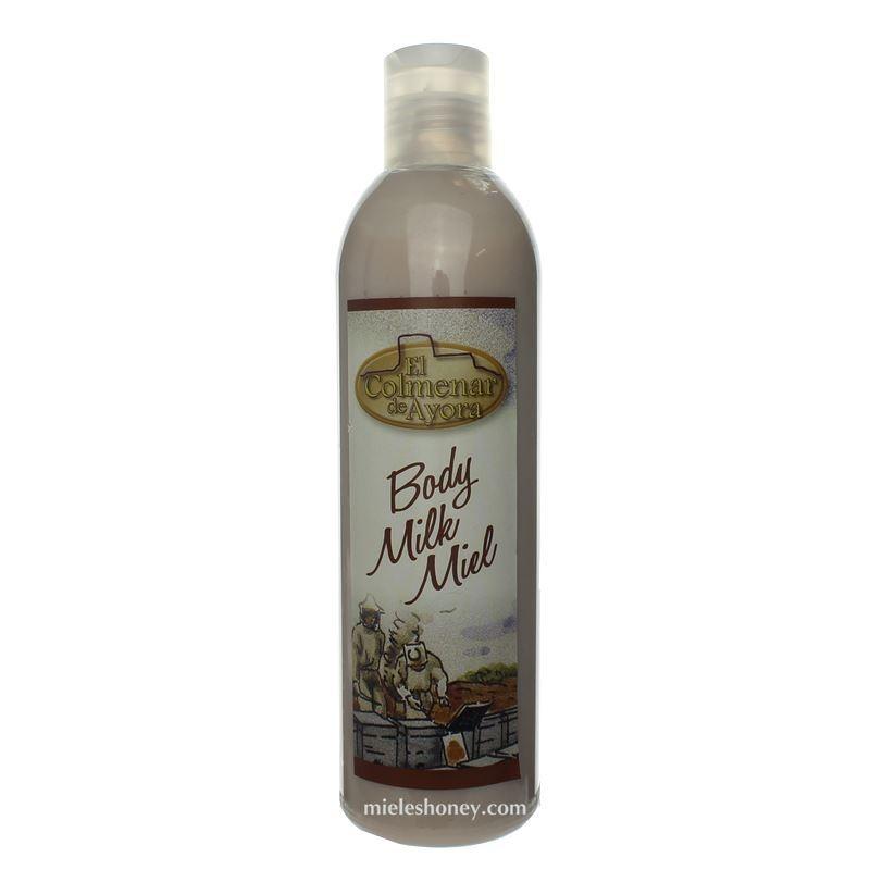 Body milk miel_1