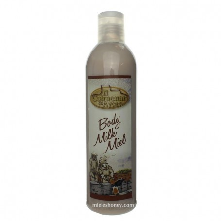 Body Milk Honey 300ml.