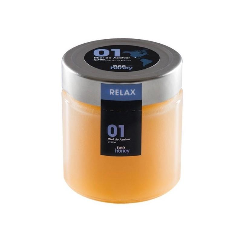Honey World Orange blossom honey cream from Mexico - Bee-Honey