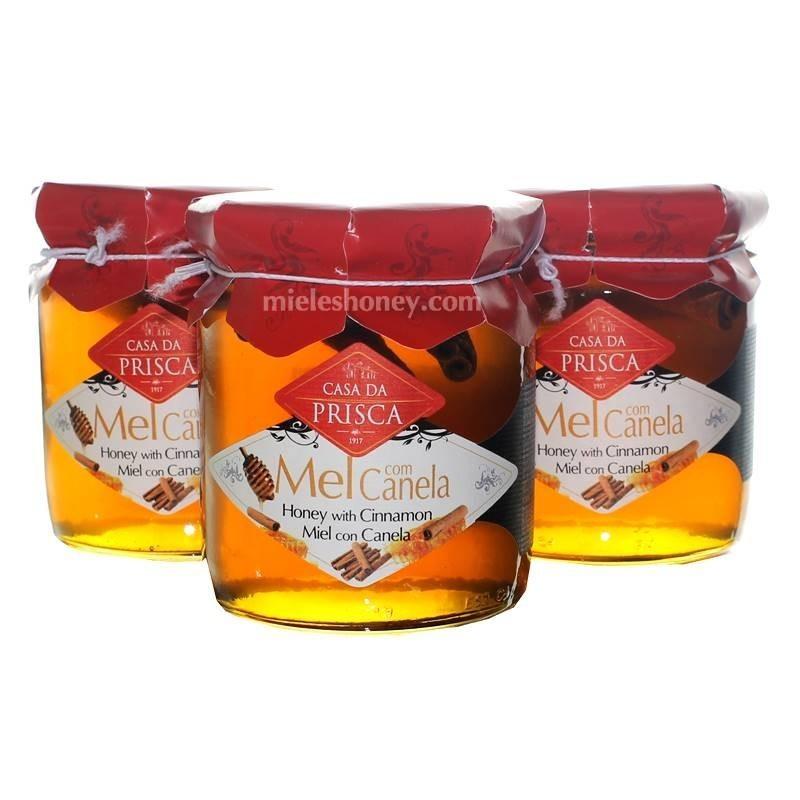 Honey with Cinnamon