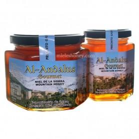 Miel de la Sierra de DOP Granada 250g 300g - Alandalus delicatessen