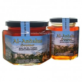 Wildflower Honey with Quality Seal from Spain (D.O.P Granada)