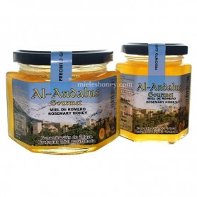 Rosemary Honey with quality seal from Spain (D.O.P Granada) - Al-Andalus Delicatessen